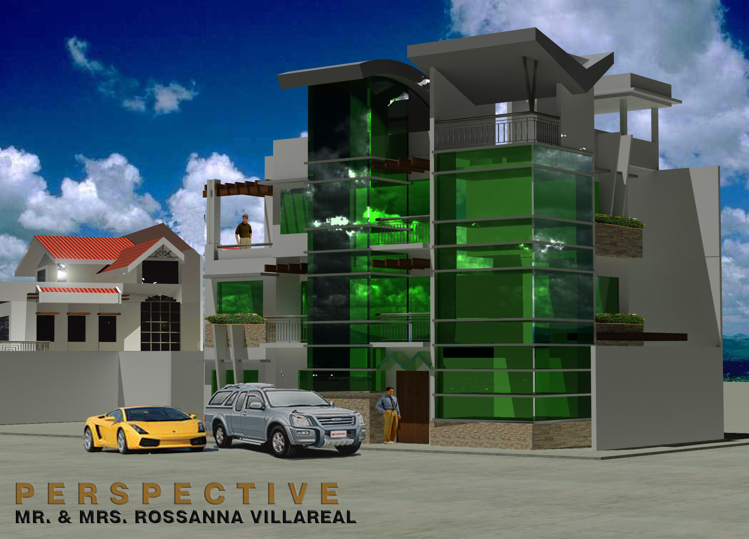 house and building construction kairos enterprises manila